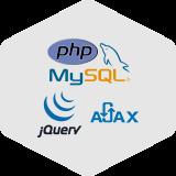 PHP & MySQL, jQuery & Ajax