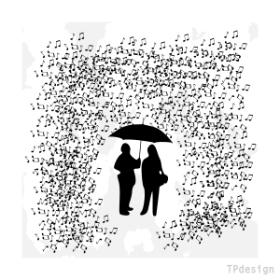 Music_rain