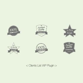 Clients List Plugin